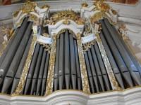 Orgelmusik in der Basilka