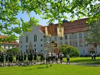 Festgottesdienst und Fronleichnamsprozession in Benediktbeuern
