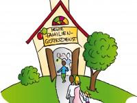 Vorstellungsgottesdienst der Erstkommunionkinder