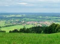 Bergmesse der Bichler Schützen auf dem Straßberg