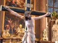 Karfreitagsliturgie (mitgestaltet vom Basilikachor)