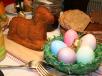 Osterfrühstück der Ministranten