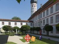 """Besuch der Ausstellung """"Das Spiel beginnt"""" im Kloster Beuerberg"""