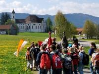 Hl. Messe und Ausflug der Erstkommunionkinder