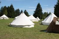 Sommerzeltlager der Ministranten