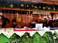 Stand des Frauenbundes beim Christkindlmarkt