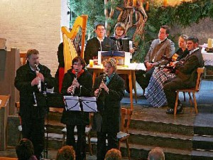 Adventssingen in der Marienkirche
