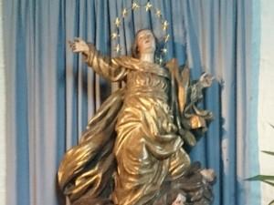 Maiandacht in der Marienkirche