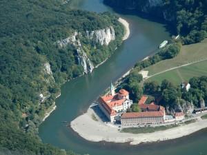Tagesausflug nach Kehlheim mit Schifffahrt zum Kloster Weltenburg