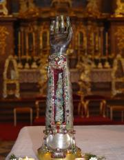 Das Benediktus-Reliquiar